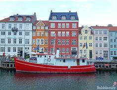 Bubblemint | Kopenhagen part 1: city