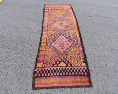 Welcome to Turkish Rug Star by turkishrugstar on Etsy Eclectic Rugs, Small Area Rugs, Aztec Rug, Types Of Rugs, Rustic Rugs, Pink Rug, Turkish Kilim Rugs, Hand Knotted Rugs, Floor Rugs