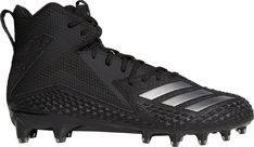 new concept 85c4a 51d91 adidas Mens Freak X Carbon Mid Football Cleats, Size 7.5, BlackGrey.  Baseball CitaterAdidas Mænd