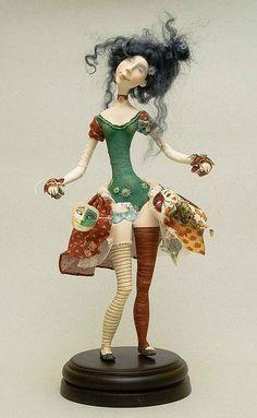 wonderful costuming..