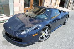 Check out this awesome 2012 ferrari 458 italia for sale on SpeedList!