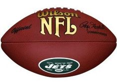 New York Jets Composite Wilson Football