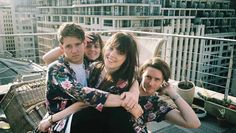 Al Bairre - Bungalow. The single sees the quartet balance Nick Preen's recognizable vocals with the back-and-forth of twins Julia and Tessa Johnson. Breakup, Bungalow, Poems, Icons, Couples, Couple Photos, Music, Quotes, Design