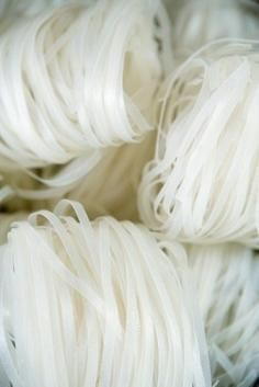 """How to Cook Rice Noodles. The title sounds kind of like """"how to boil water"""", but as it turns out, the cooking method matters with rice noodles."""