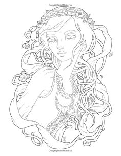 Ladies Of Leisure II The Quest Continues Coloring Things Zan Von