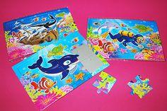 Sealife Jigsaw Puzzle 25p