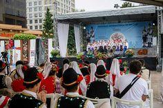 """Incepe Festivalul International de Folclor pentru copii si tineret """"Catalina"""""""