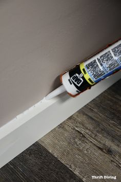 How to Install Baseboard Yourself: A Step-by-Step Guide Base Shoe Molding, Moulding, Cleaning Car Windows, How To Install Baseboards, Wood Baseboard, Interior Door Trim, Semi Gloss Paint, Finish Carpentry, House Trim
