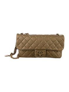 Chanel CC Crown Small Flap Bag