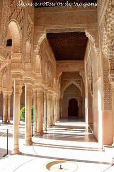 Alhambra - Granada - Espanha