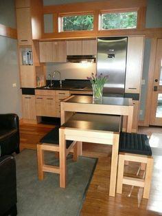 Tiny House Furniture Tiny Apartments, Tiny Spaces, Modular Furniture, Tiny  House Furniture,
