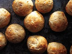 Dilly Rolls Recipe | Epicurious.com