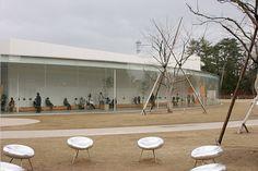 21st Century Museum in Kanazawa by SANAA