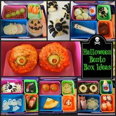 theworldaccordingtoeggface: Healthy Halloween Post Weight Loss Surgery Survival Tips & Bento Box Ideas #Halloween #healthy #recipes #WLS