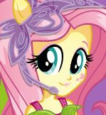 My Little Pony Equestria Girls - Fluttershy