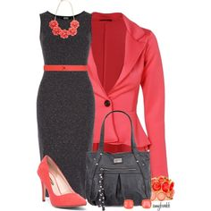 """Job Interview Ready! - $276"" by amybwebb on Polyvore"