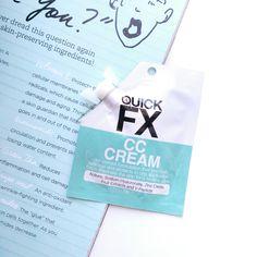 Makeup in Manila: QUICKFX CC Cream