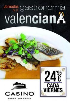 Gastronomía Valenciana en Casino Cirsa Valencia con las Jornadas Gastronómicas de Marzo - http://www.valenciablog.com/gastronomia-valenciana-en-casino-cirsa-valencia-con-las-jornadas-gastronomicas-de-marzo/