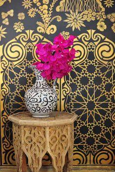 Moroccan amo marrocos, é lindo, www.reciclardecorar.net