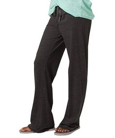 Loving this Charcoal Post Game Lounge Pants - Women on #zulily! #zulilyfinds