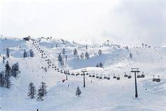 Steinplatte - Skigebiet in Österreich
