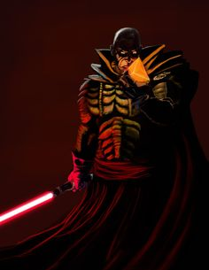 Darth Bane by jcblackhand on DeviantArt Star Wars Characters Pictures, Star Wars Images, Jedi Sith, Sith Lord, Sith Costume, Darth Bane, Star Wars The Old, Star Wars Sith, The Old Republic