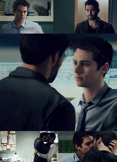 Find the hottest sterek stories you'll love. Read hot and popular stories about sterek on Wattpad. Derek Teen Wolf, Stiles Teen Wolf, Stiles Derek, Teen Wolf Dylan, Teen Wolf Memes, Teen Wolf Funny, Derek Hale, Dylan O'brien, Gay Romance