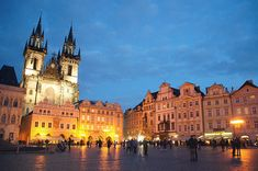 Week-end à Prague