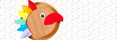 Parrot Paper Plate can be done for the Australian Week and the Bird Week!
