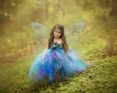 peacock woodland fairy