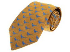 Fishing, shooting and game ties in silk and wool available to purchase online with FREE UK delivery on orders over Tie Accessories, Pheasant, Wool, Men, Image, Common Pheasant