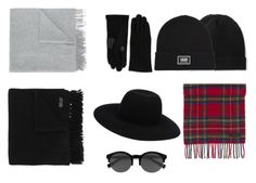 """Untitled #49"" by largebookmania on Polyvore featuring Pringle of Scotland, Yves Saint Laurent, Echo, Off-White, Madeleine Thompson, Vans, EyeBuyDirect.com and Dr. Martens"