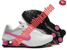 Nike Shox NZ Schwarz Lila