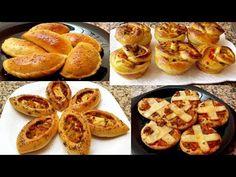 Recette Salés Facile de même pâte 👍 cuisine marocaine - YouTube Ramadan, French Toast, Abstract Art, Breakfast, Food, Pizza, Ground Meat, Moroccan Cuisine, Real Simple