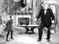 """Lurch & Wednesday dance to The Nightcrawlers' """"Push The Feeling On"""" - YouTube"""