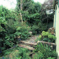Algunas ideas para jardines pequeños-
