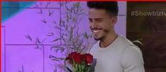 #AmorAPrueba #Marco le pide a #Aylén que sea su novia oficialmente.Le dejo varias pistas en la casa y la espero con un ramo de flores.#showbiztv_es