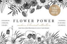 FLOWER POWER botanic