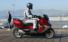 2010 BMW Scooter C Concept | BMW | Pinterest | Scooters, BMW and Bmw ...