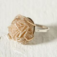 This is so pretty I can't even stand it! Terrain Coral Reef Ring #shopterrain