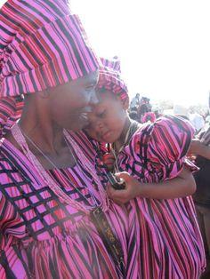 traditional #OVAMBO attire. #NAMIBIA AND #ANGOLA