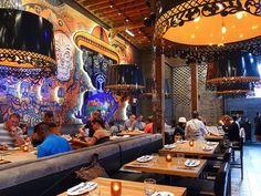 El Catrin, a Mexican restaurant in Toronto's Distillery District via www.notwithoutmypassport.com
