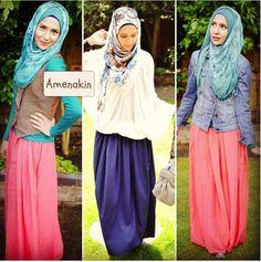 hijab styles by blogger amen akin
