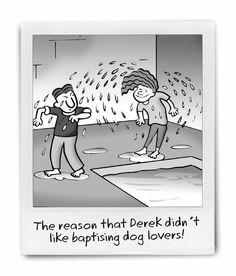 baptism   dog lovers