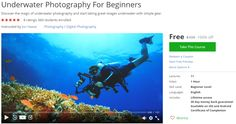 Underwater Photography For Beginners-udemy free coupon