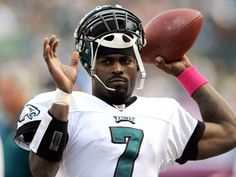 Michael Vick.  We all know what he did.