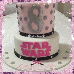 Bolo Star Wars www.facebook.com/felizeslembrancas