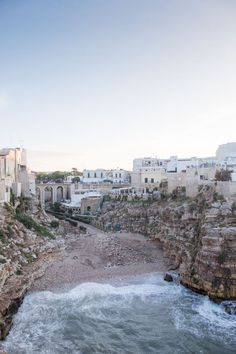 Polignano a Mare - Apulien
