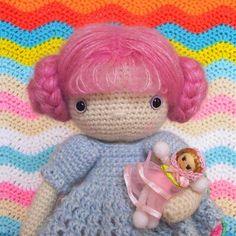 Biscuit's House: ma poupée au crochet