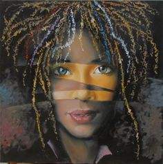 'Creole Girl' by Andrius Kovelinas | Green Gallery